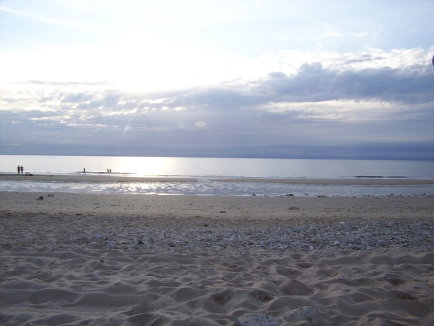 A bientot la mer...